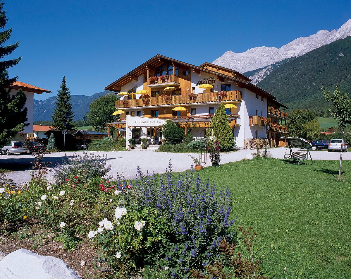 Rakousko (Rakouské Alpy a jezera) - _frontend_tour_type_alt_H - LANDHOTEL JÄGER