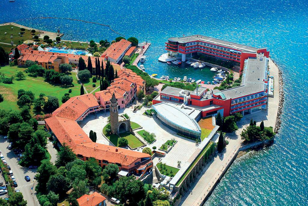 Slovinsko (Slovinsko) - dovolená - HOTEL VILE PARK