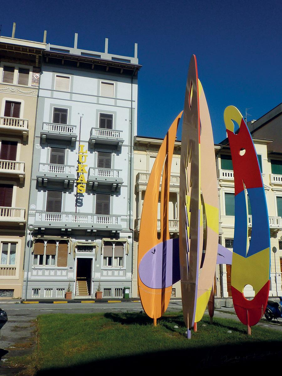Itálie (Jižní Jadran) - dovolená - HOTEL LUKAS