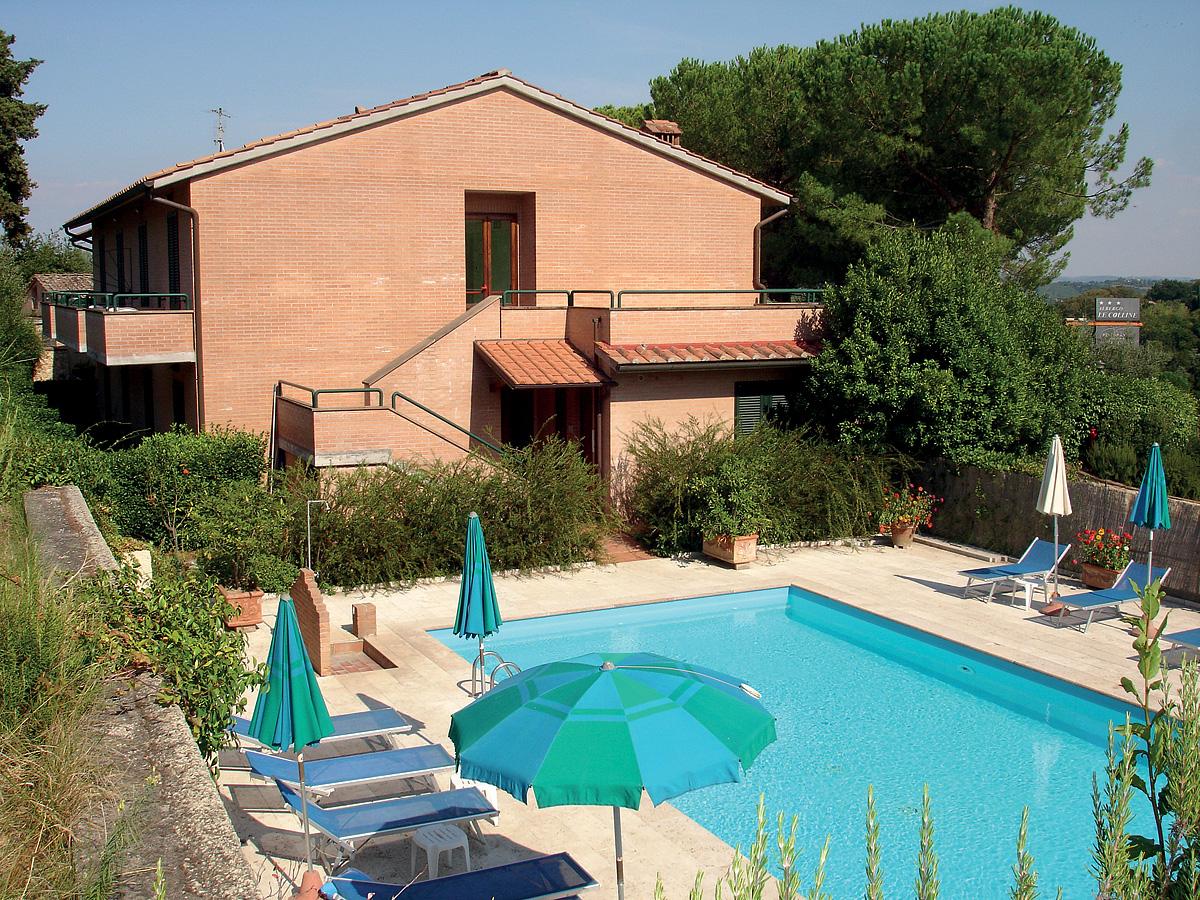 Itálie (Jižní Jadran) - dovolená - HOTEL LE COLLINE