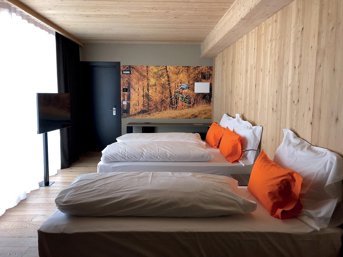 Garni Hotel Montivas Lodge