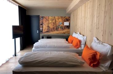 Garni Hotel Montivas Lodge - Alta Valtellina - Livigno