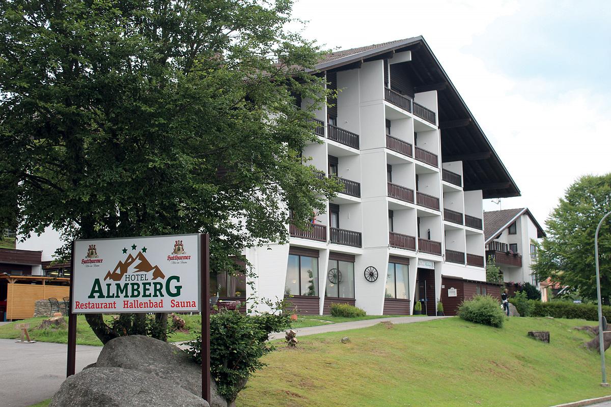 Německo (Německo - jih) - _frontend_tour_type_alt_H - HOTEL ALMBERG