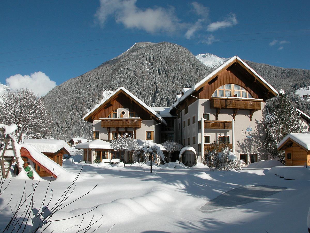 Rakousko (Korutany) - lyžování - HOTEL ALPENGARTEN