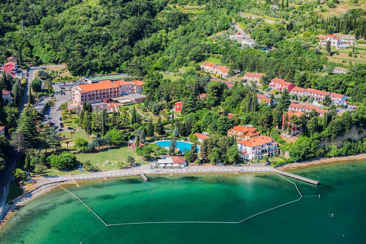 Slovinsko (Slovinsko) - dovolená - HOTEL SALINERA