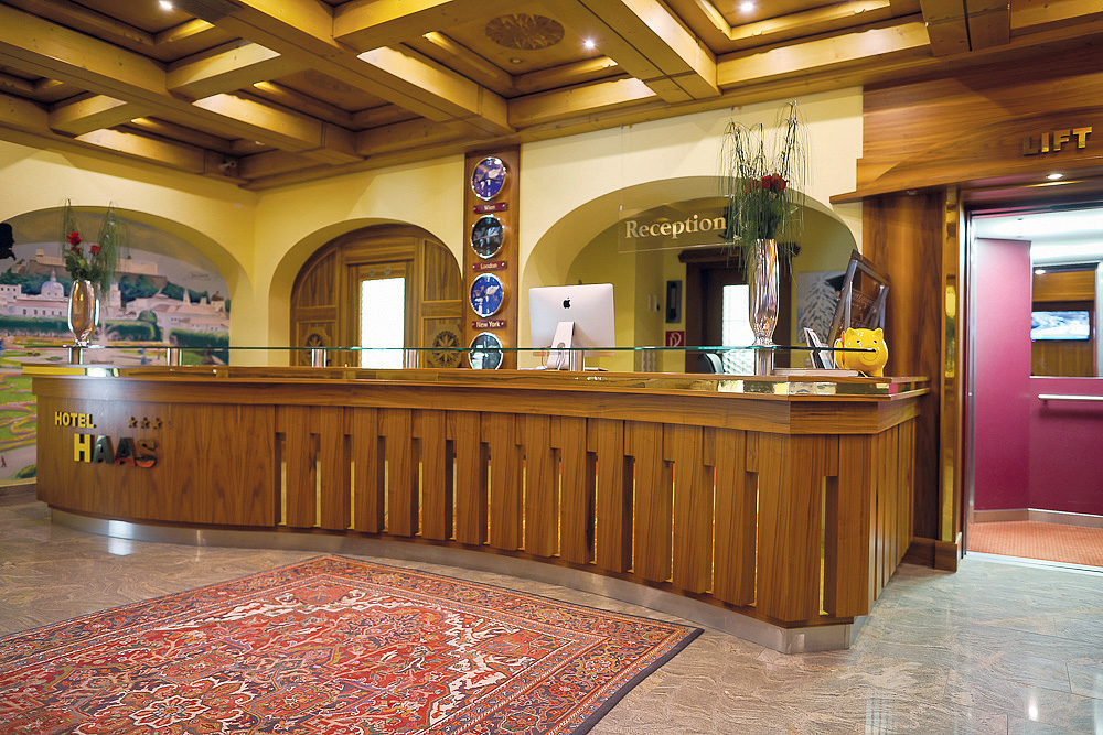 Hotel Cafe & Restaurant Haas