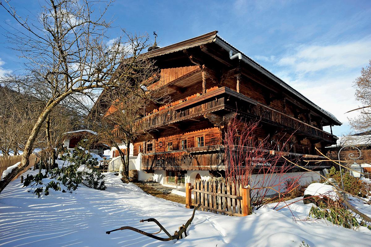 Rakousko (Tyrolsko) - lyžování - LANDGASTHOF-HOTEL FUCHSWIRT
