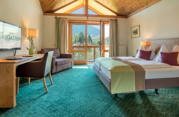 Hotel Das Gastein - Salcbursko - Gasteinertal - Grossarltal