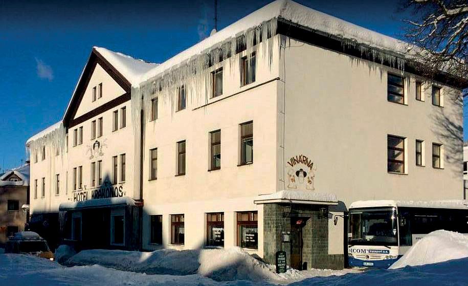 Česká republika (Krkonoše) - lyžování - HOTEL KRAKONOŠ