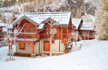 Chalet Alpen Roc ***