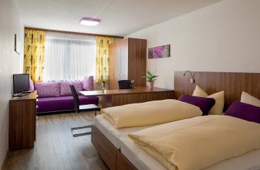 Hotel Krone - Tyrolsko - Oberperfuss