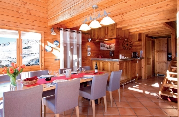 Chalet Panorama - Isere - Les 2 Alpes
