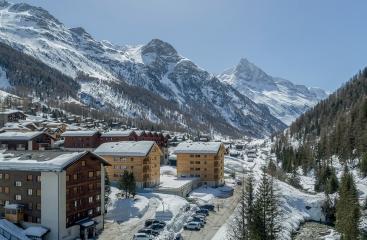 SwissPeak Resort Zinal ****