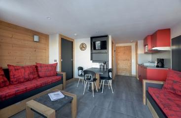 Residence Backgammon - Savoie - Paradiski - La Plagne