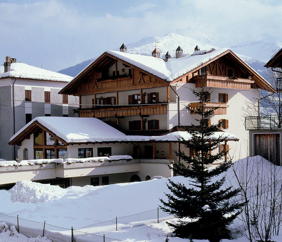 Itálie (Alta Valtellina) - Residence Erika