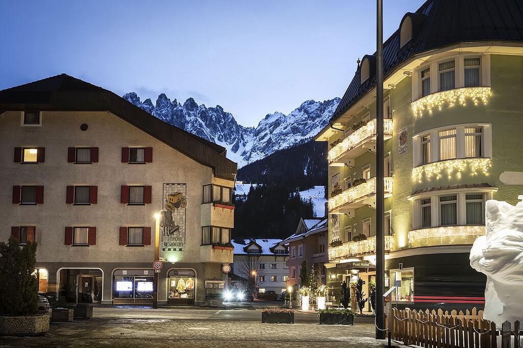 Itálie (Dolomiti Superskix) - Post Residence