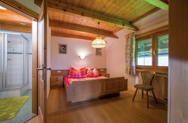 Bauernhof Apartmány Zasserl se skipasem - Tyrolsko - Hochkössen