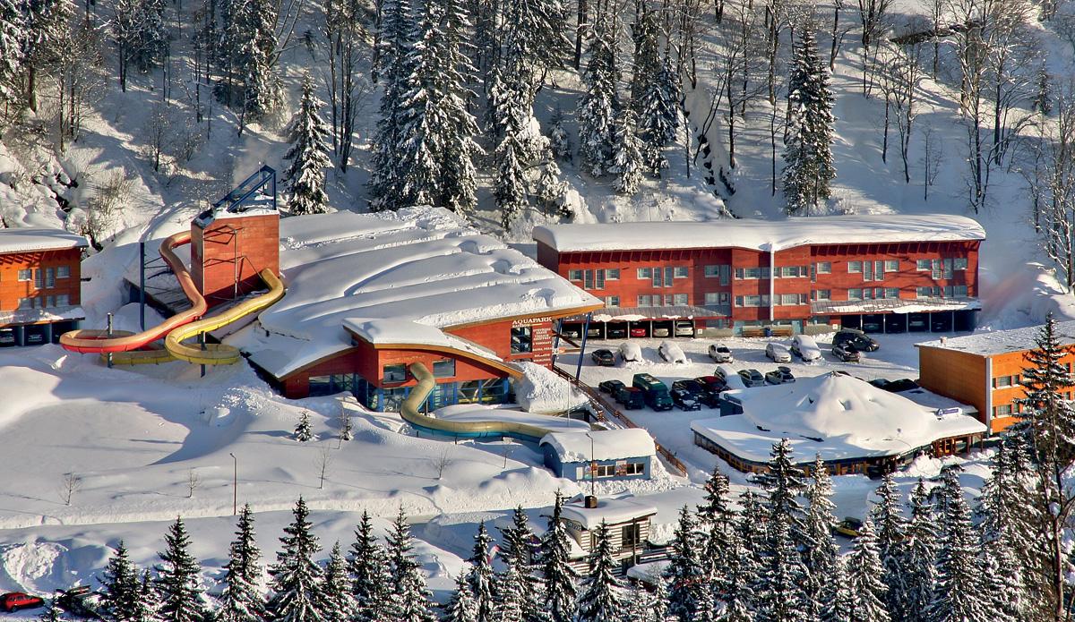 Česká republika (Krkonoše) - lyžování - AQUAPARK HOTEL