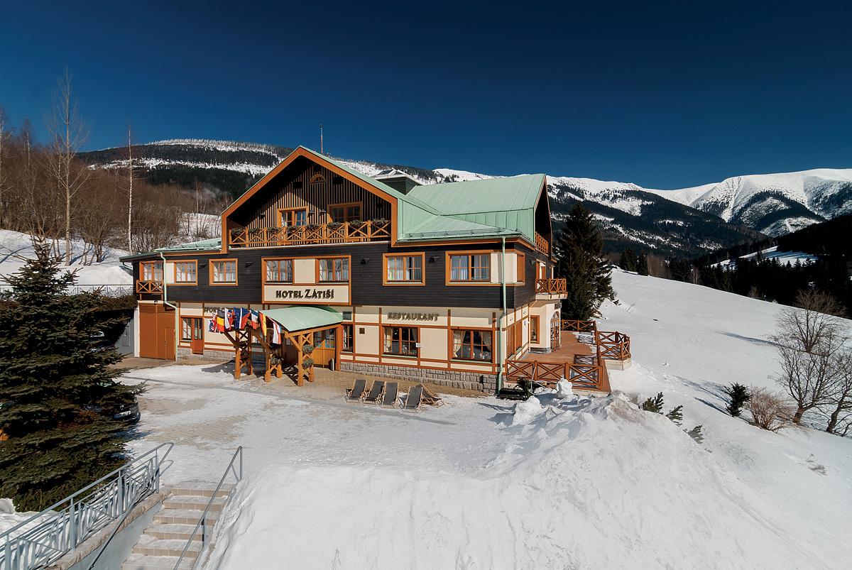 Česká republika (Krkonoše) - lyžování - HOTEL ZÁTIŠÍ