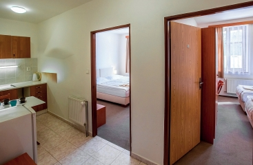 Apartmány VZ Bedřichov - bez skipasu - Krkonoše - Špindlerův Mlýn