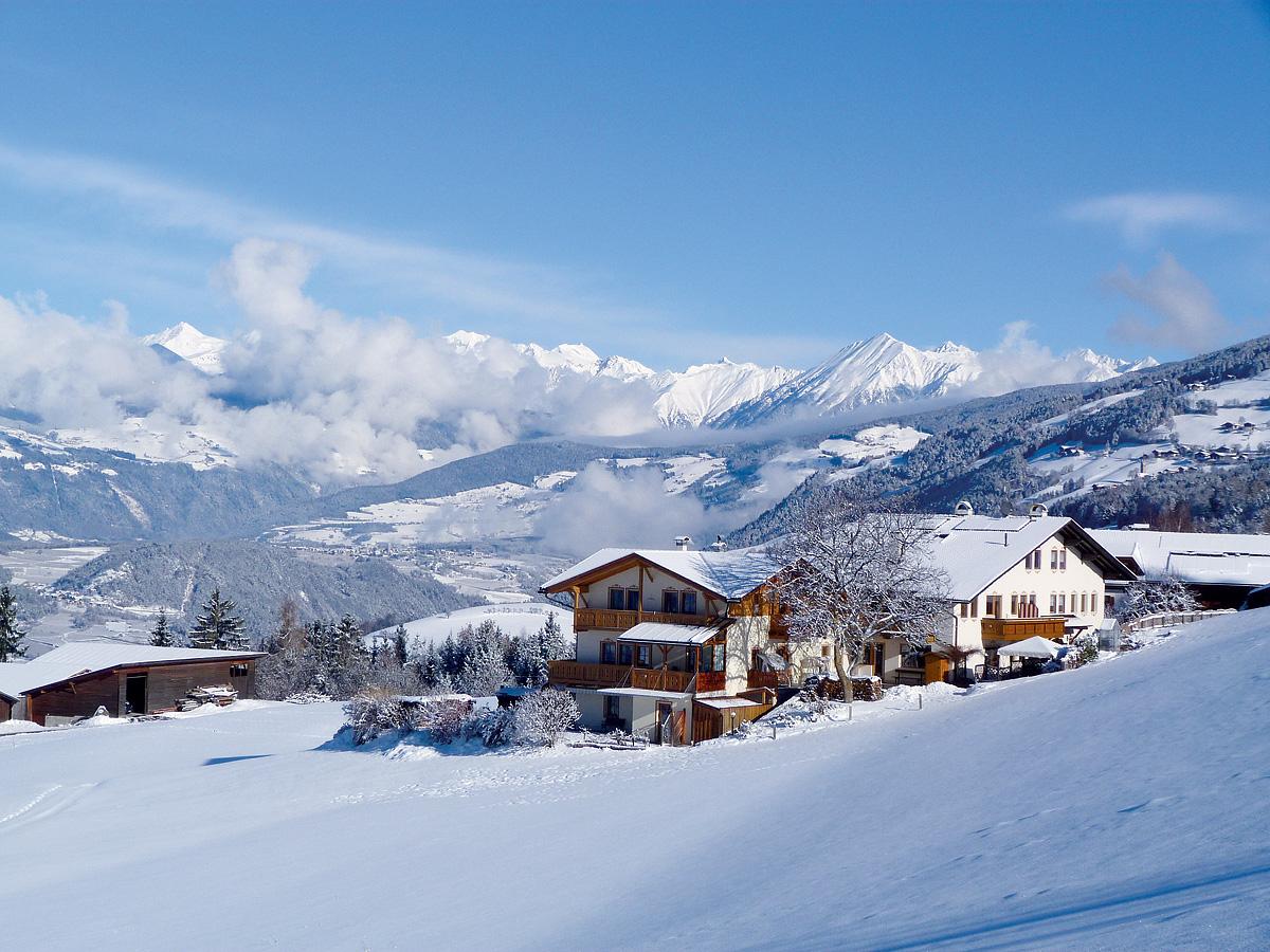 Itálie (Dolomiti Superskix) - Residence Summererhof