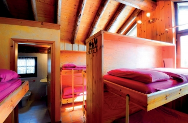 Rifugio Vieux Crest - Valle d´Aosta - Monterosa Ski