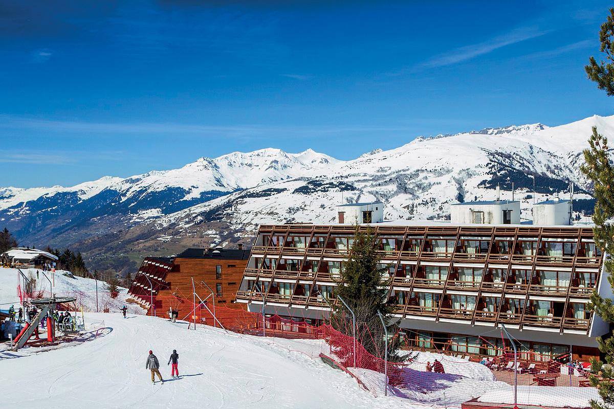 Francie (Paradiski) - lyžování - HOTEL CLUB CACHETTE