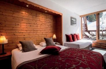 Hotel Club Cachette - Savoie - Paradiski - Les Arcs