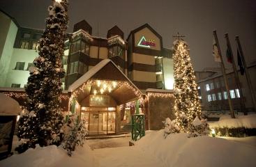 Hotel Bansko **** bez skipasu