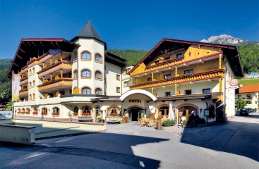 Hotel Alpin Resort Stubaierhof