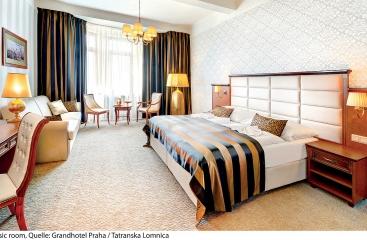 Grandhotel Praha - bez skipasu - Vysoké Tatry - Tatranská Lomnica