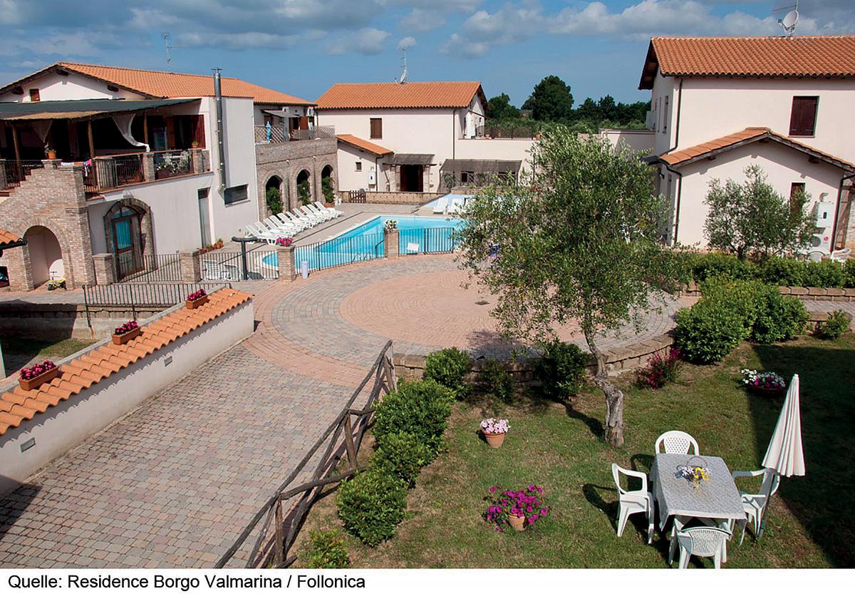 Itálie (Jižní Jadran) - dovolená - RESIDENCE BORGO VALMARINA