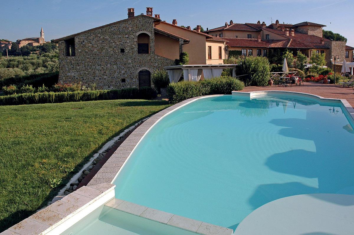 Itálie (Jižní Jadran) - dovolená - HOTEL BORGO DI CORTEFREDA