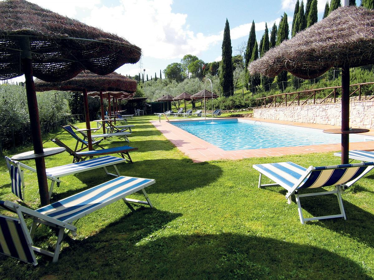 Itálie (Jižní Jadran) - dovolená - AGROTURISTIKA ISOLA VERDE - HOTEL