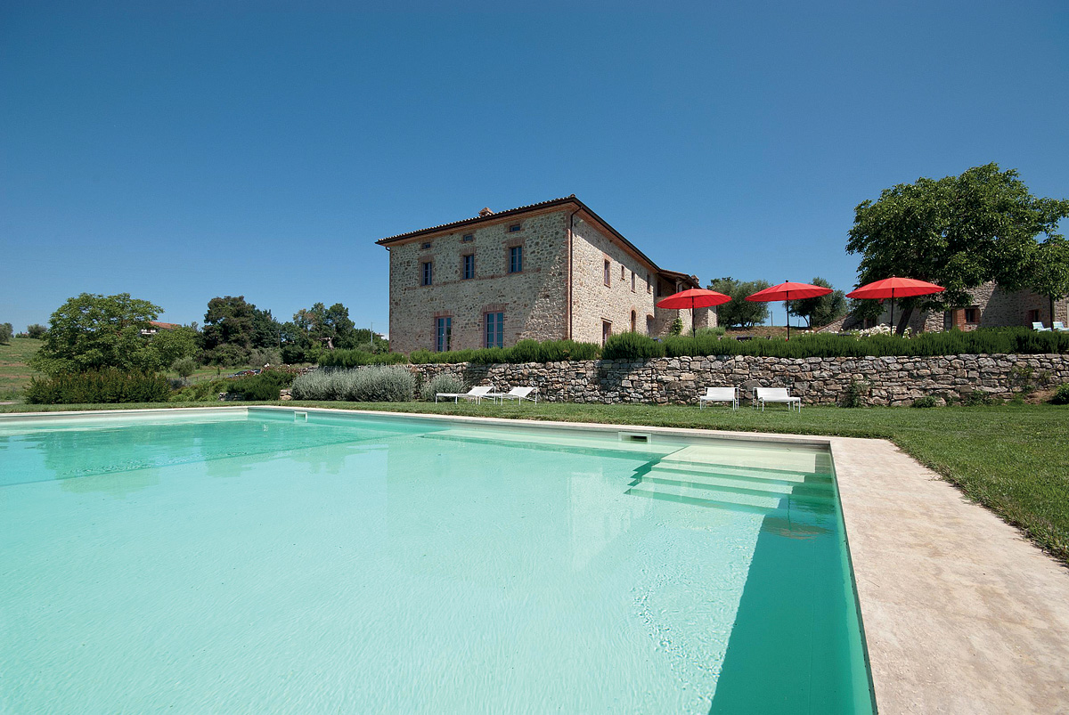Itálie (Jižní Jadran) - dovolená - AGROTURISMO PODERE LE OLLE