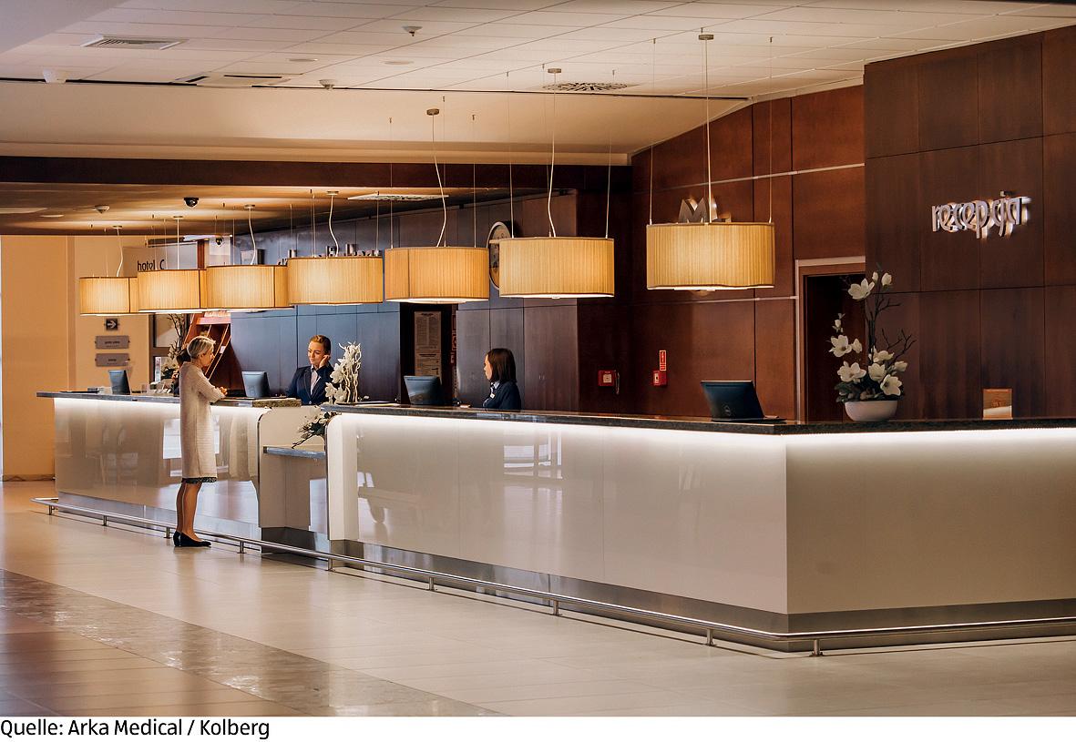 Hotel Arka Medical Spa