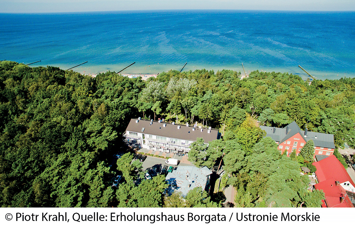 Polsko (Polsko) - dovolená - HOTEL BORGATA