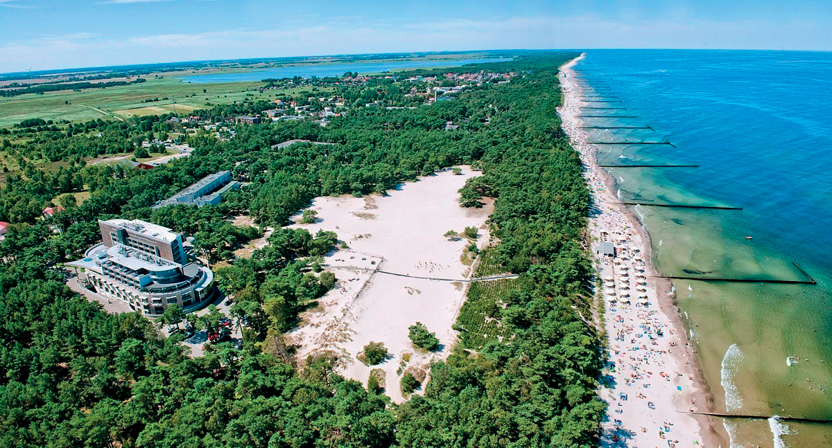 Polsko (Polsko) - dovolená - HOTEL HAVET RESORT & SPA