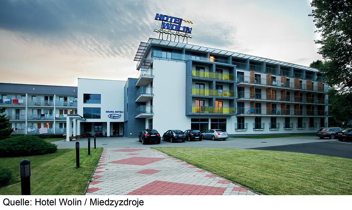 Polsko (Polsko) - dovolená - HOTEL WOLIN