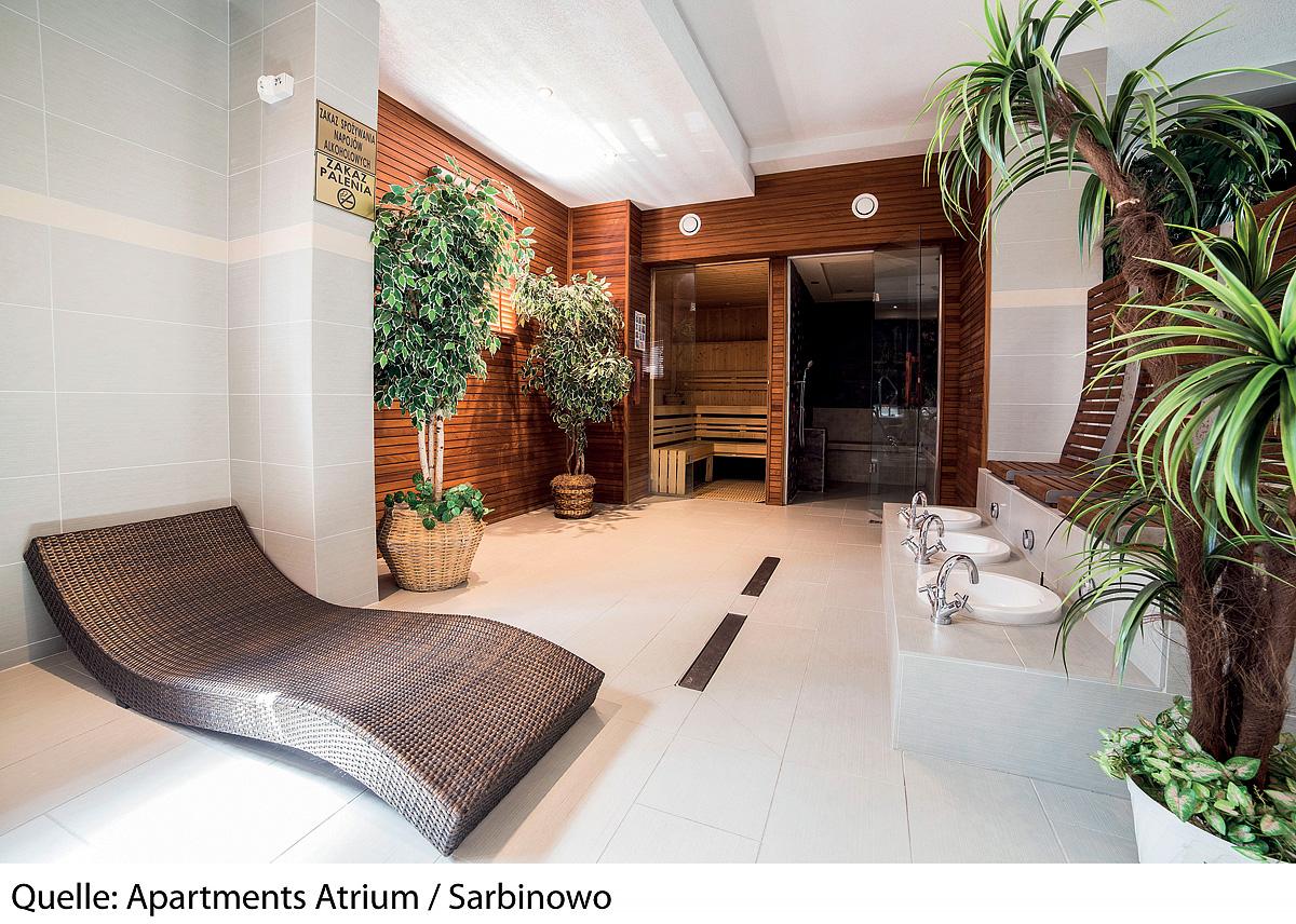 Apartments Atrium