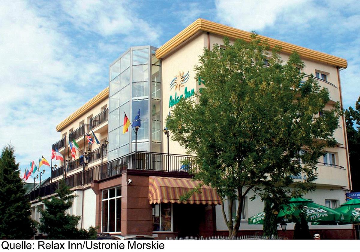 Polsko (Polsko) - dovolená - HOTEL RELAX INN