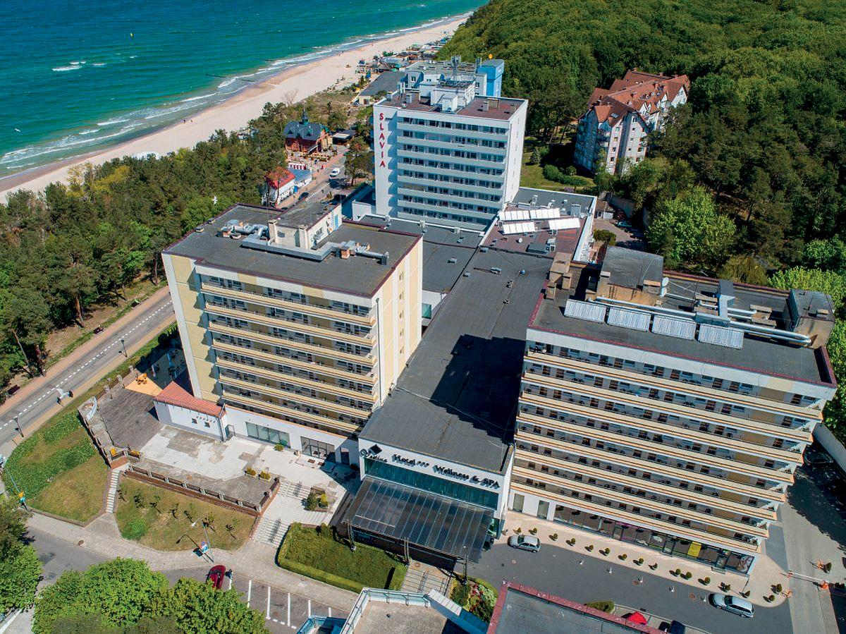 Polsko (Polsko) - dovolená - HOTEL VESTINA