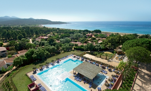 Club Resort Belambra Golfe De Lozari