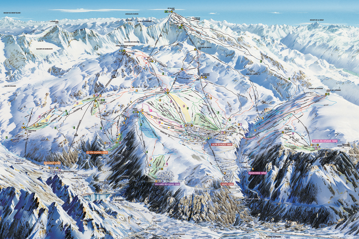 Alpe d´Huez - Isere