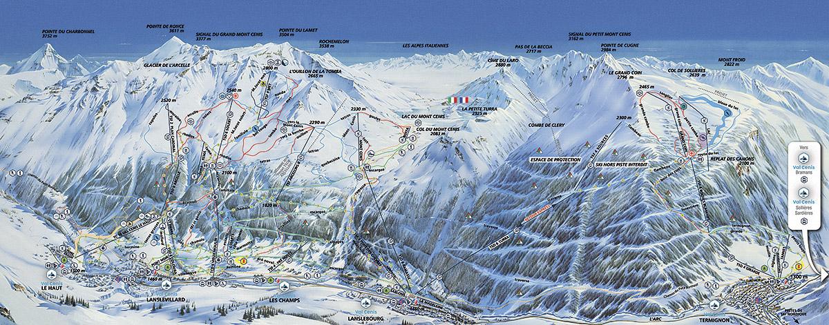 Val Cenis - Savoie