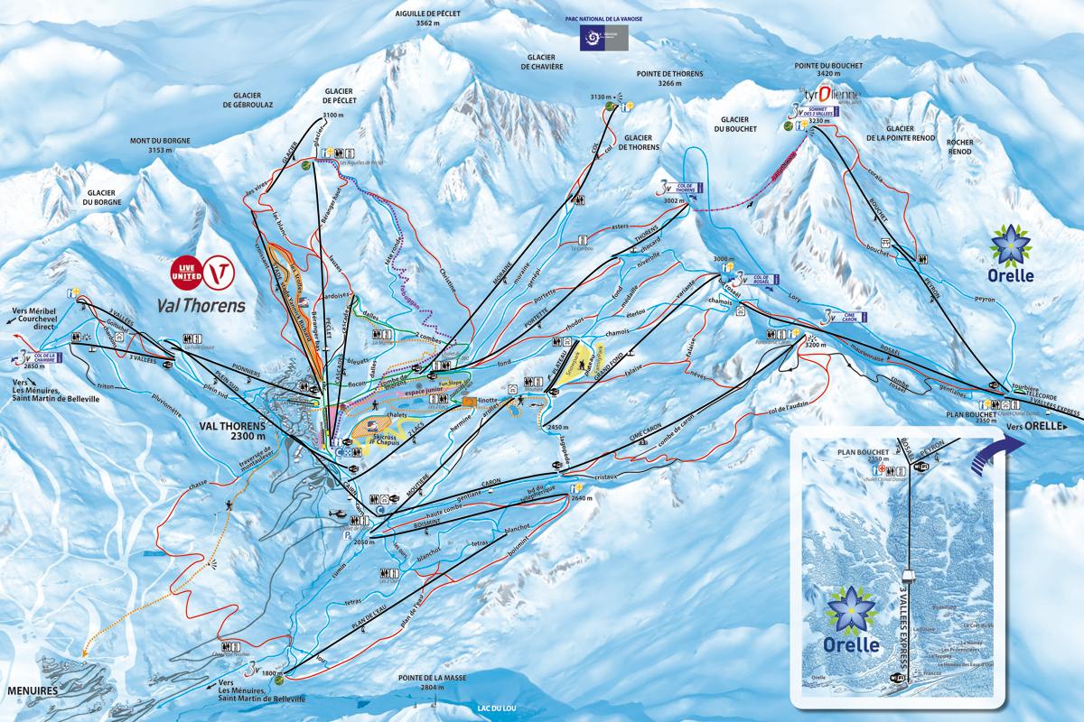 Val Thorens - Savoie - Les Trois Vallées