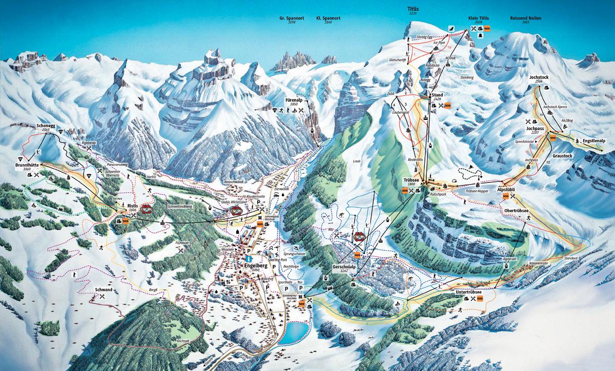 Engelberg - Zentralschweiz