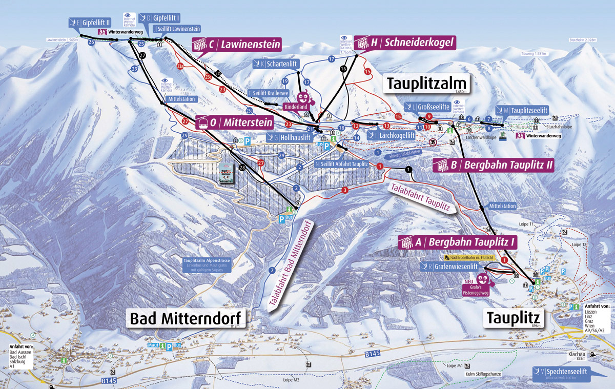 Tauplitz - Štýrsko