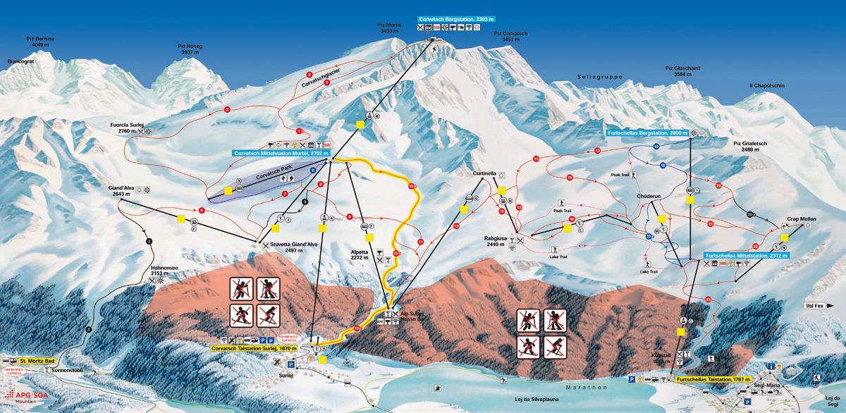 Engadin - St. Moritz - Graubünden