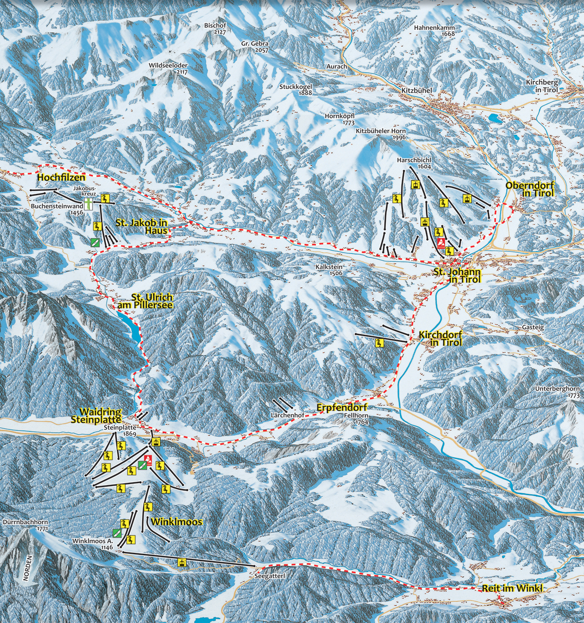 Schneewinkel - Tyrolsko